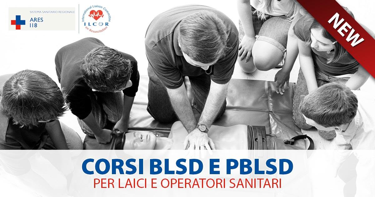 Corso BLSD – PBLSD