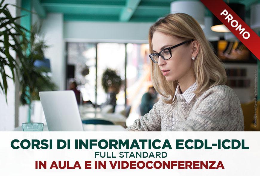 CORSI ECDL-ICDL in aula e webinar