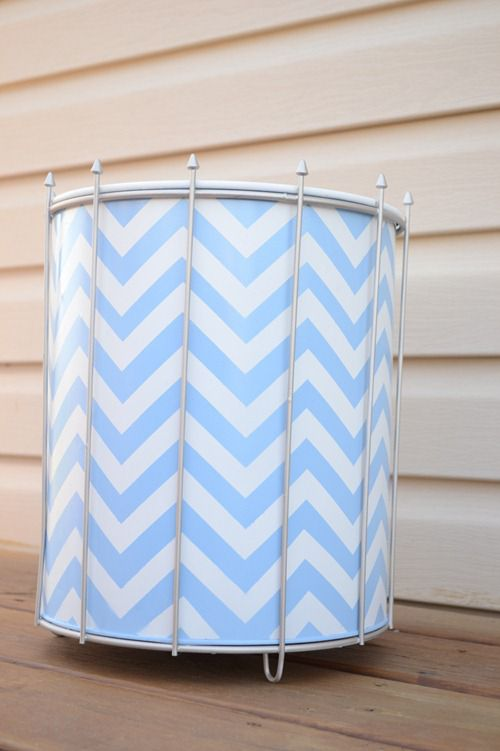 chevron trash can (38)