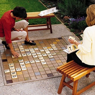 5 Ways to Play Board Games Outdoors