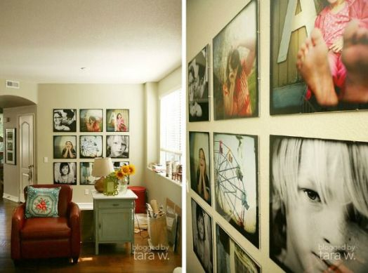5 Ways to Create a Gallery Wall