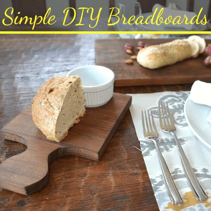 bread board tutorial