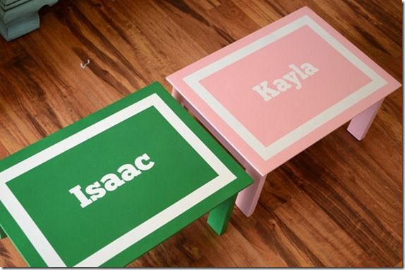 Isaac's stepstool