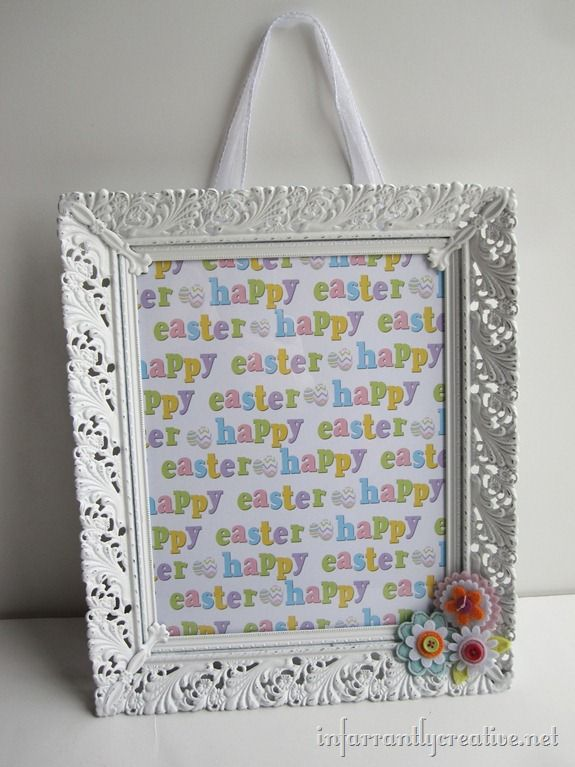 Easter Crafts From The Past Infarrantly Creative
