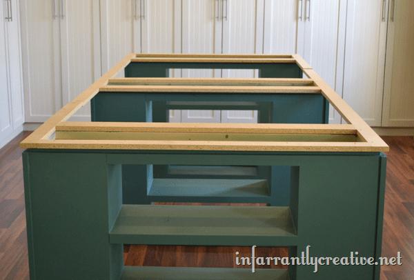 installing laminate countertop
