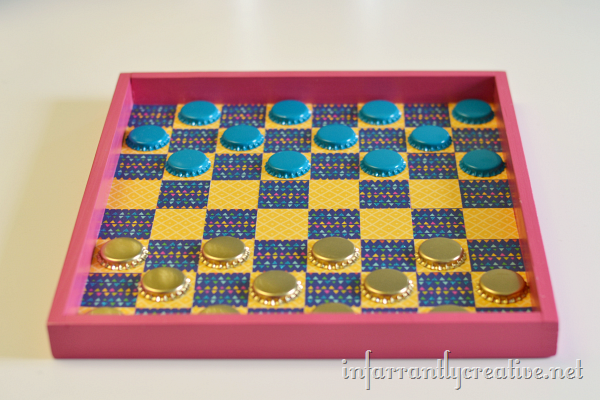 make your own checkers