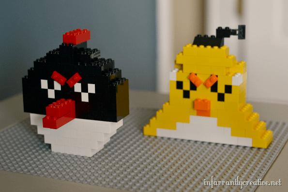 Angry Birds Lego