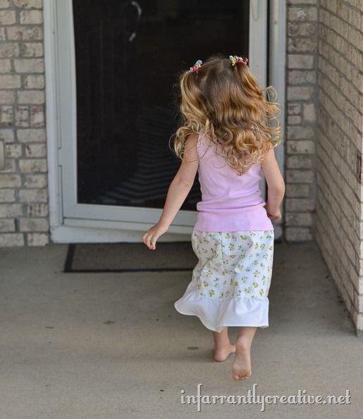 little girl skirt