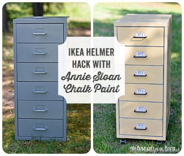 Ikea Hack Helmer Drawer Set Infarrantly Creative