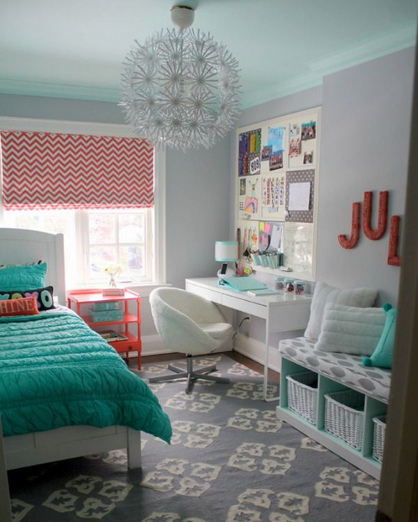 5 Ways to Get This Look: Small But Fun Tween Girl's Room ... on Small Tween Bedroom Ideas  id=42372