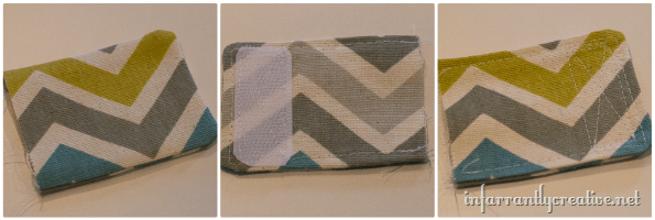 Credit card wallet sewing tutorial infarrantly creative credit card wallet sewing tutorial reheart Image collections
