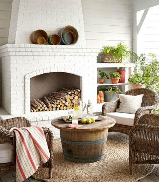 Outdoor Living Room inspiration pic