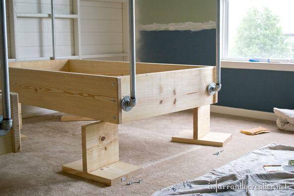 Superbe Hanging Beds DIY