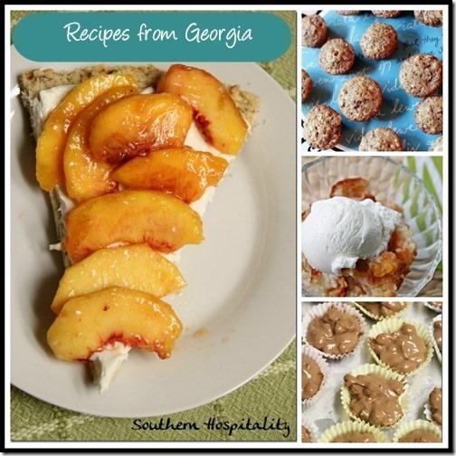 Goergia peach pie