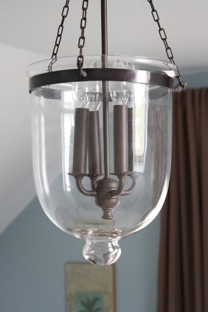 Simply Inspiring hanging lantern