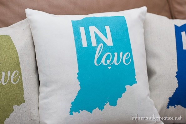 indiana pillows