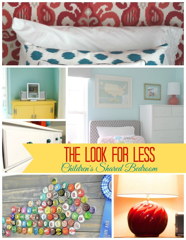 Shared Bedroom collage
