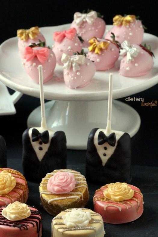 Dieters Downfall no bake desserts