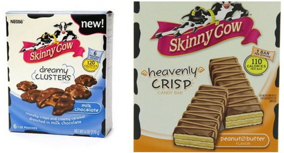 skinny cow candy bars