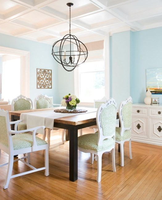 Eclectic Dining Room Images