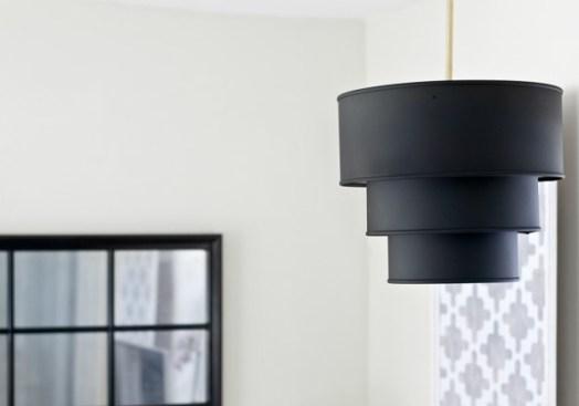 DIY Tiered Pendant Light