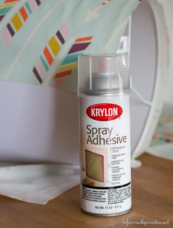 krylon spray adhesive