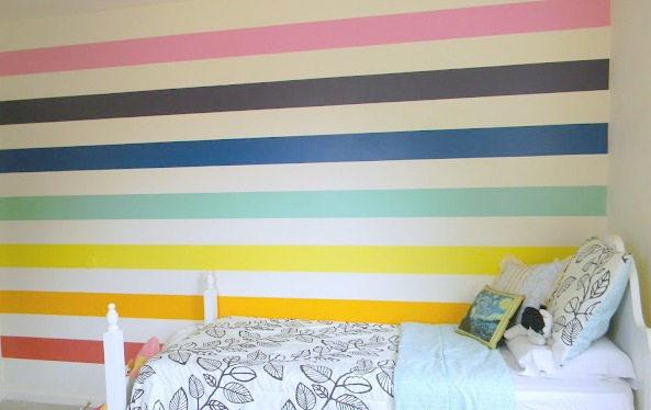 rainbow-wall-diy