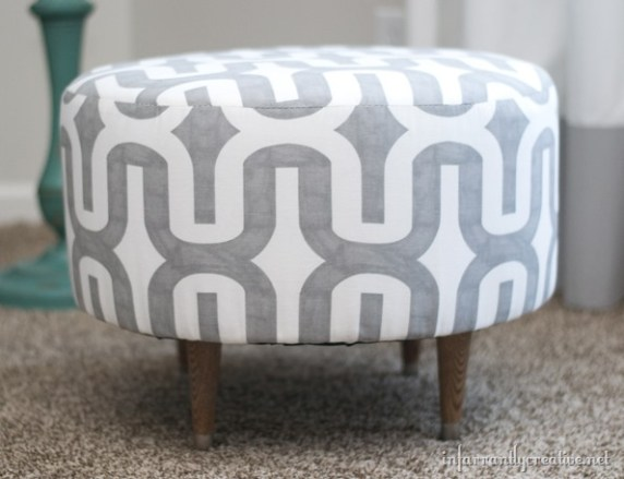10 Ottoman Projects Easy Enough To Make Yourself Pickled