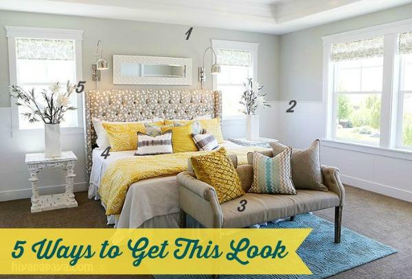 yellow-gray-calm-master-bedroom-5-ways