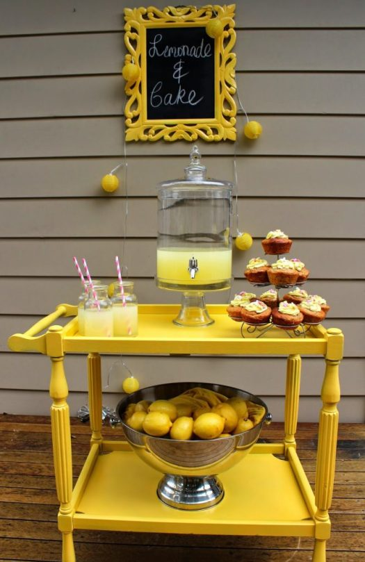 tea-trolley-lemonade-stand