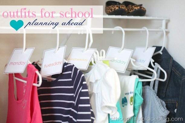 school-outfit-organization
