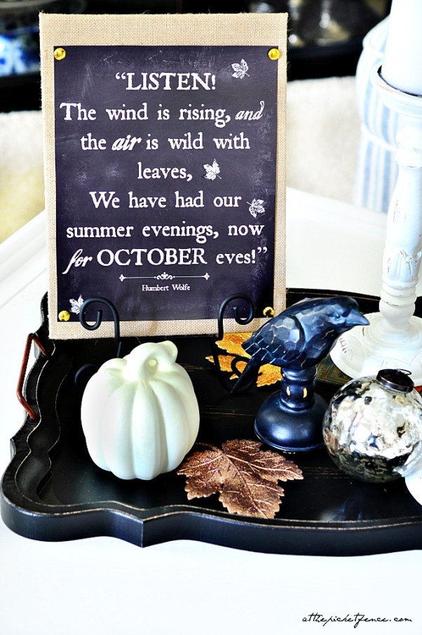 black-and-white-fall-vignette-with-free-chalkboard-printable-