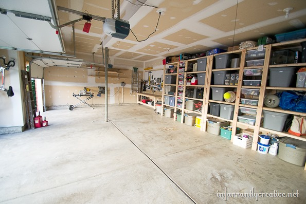 cheap-garage-organization