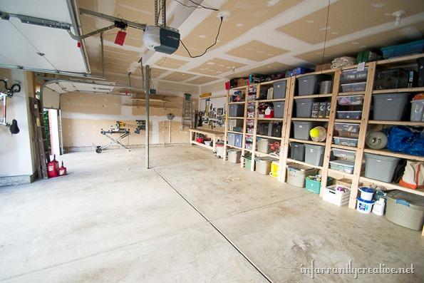 cheap-garage-organization