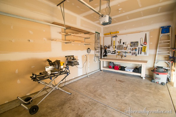 workbench-pegboard-lumber-storage