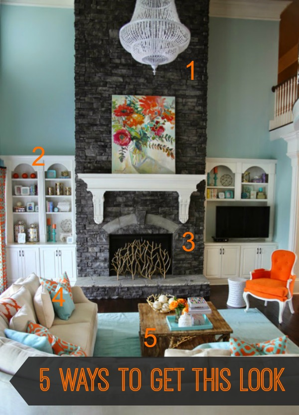 5 Ways Stone Fireplace