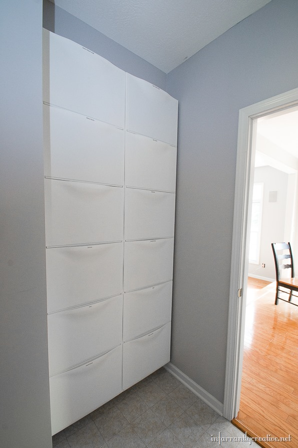 mudroom solution