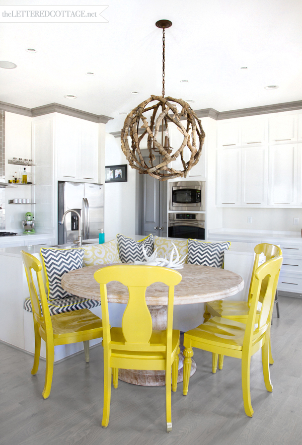 yellow-chair-dining-table