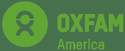 OXFam white logo