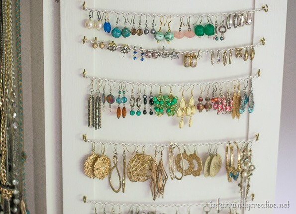 DIY-earring-organization