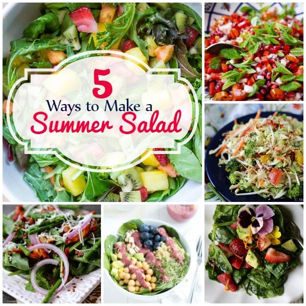 5-Ways-Summer-Salad