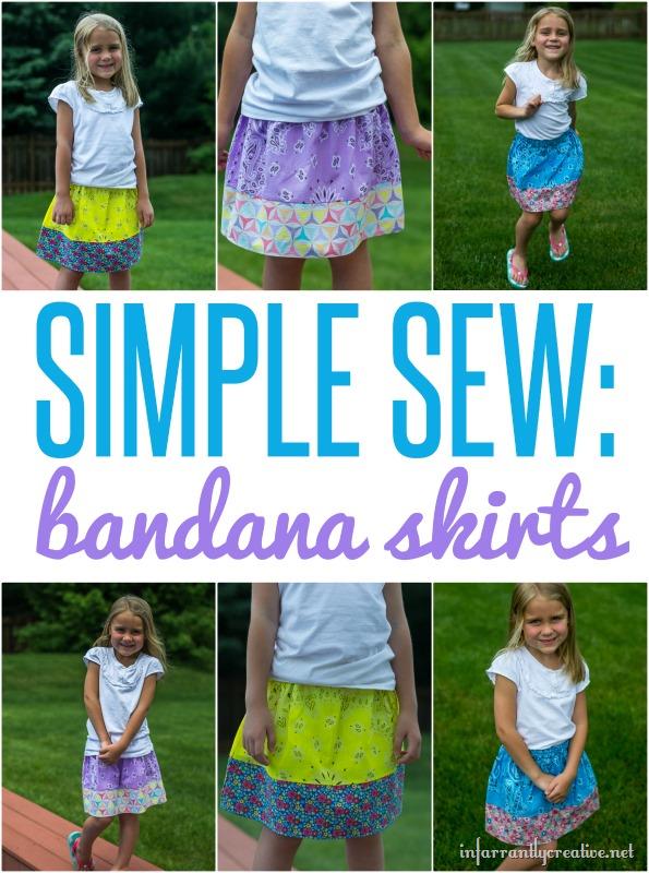 bandana skirts