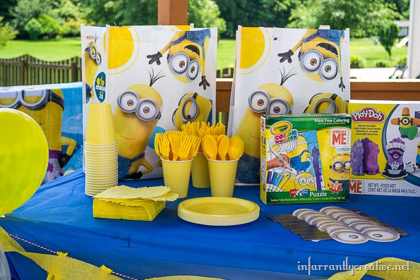 minions movie party