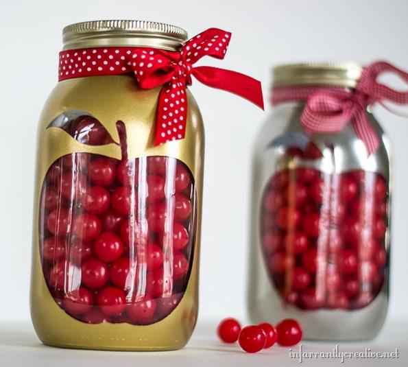 apple canning jar
