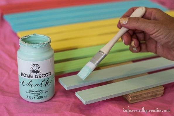 paint stick ohio sign