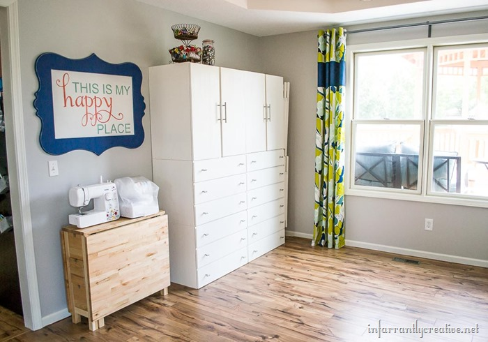 DIY HOME | Craft Room Makeover