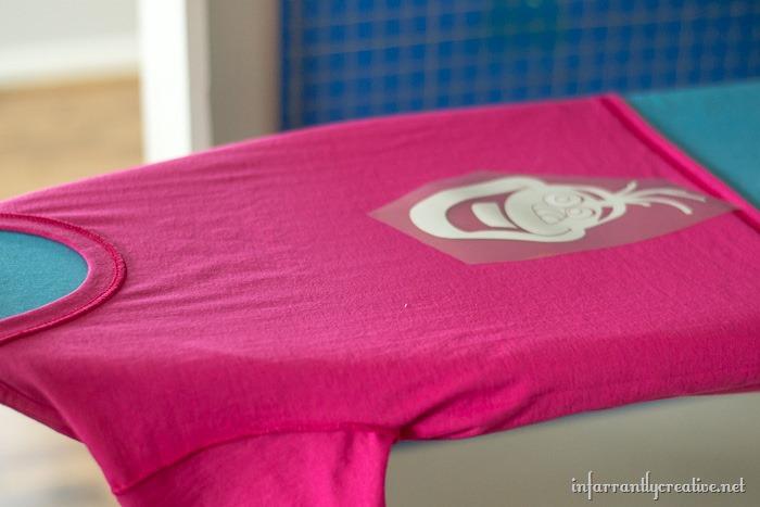 DIY-olaf-shirt
