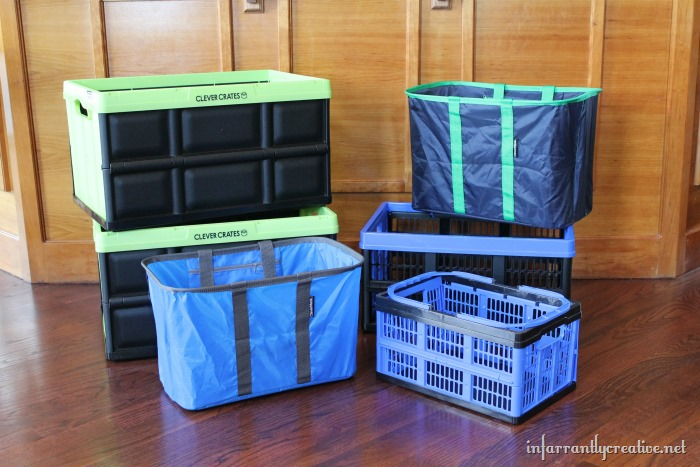 Clever Crates – Collapsible Storage Solutions