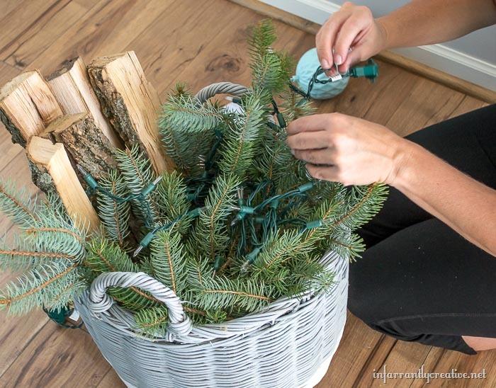lighted-winter-basket