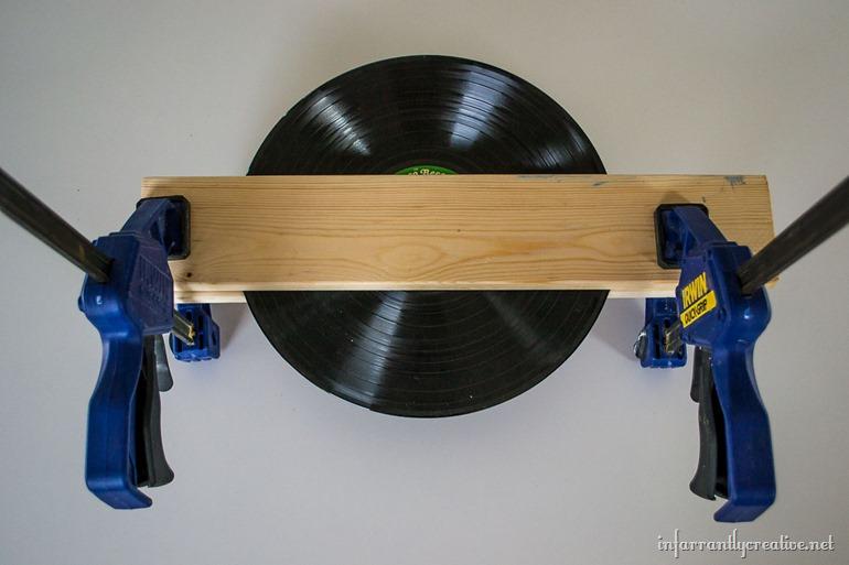 vinyl-record-bookends